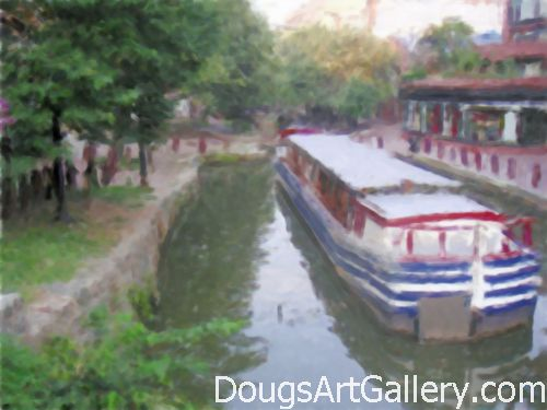 Georgetown DC Canal, Washington DC