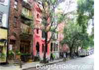 art Greenwich Village NYC