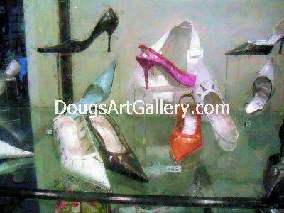 Roman Shoe Store II
